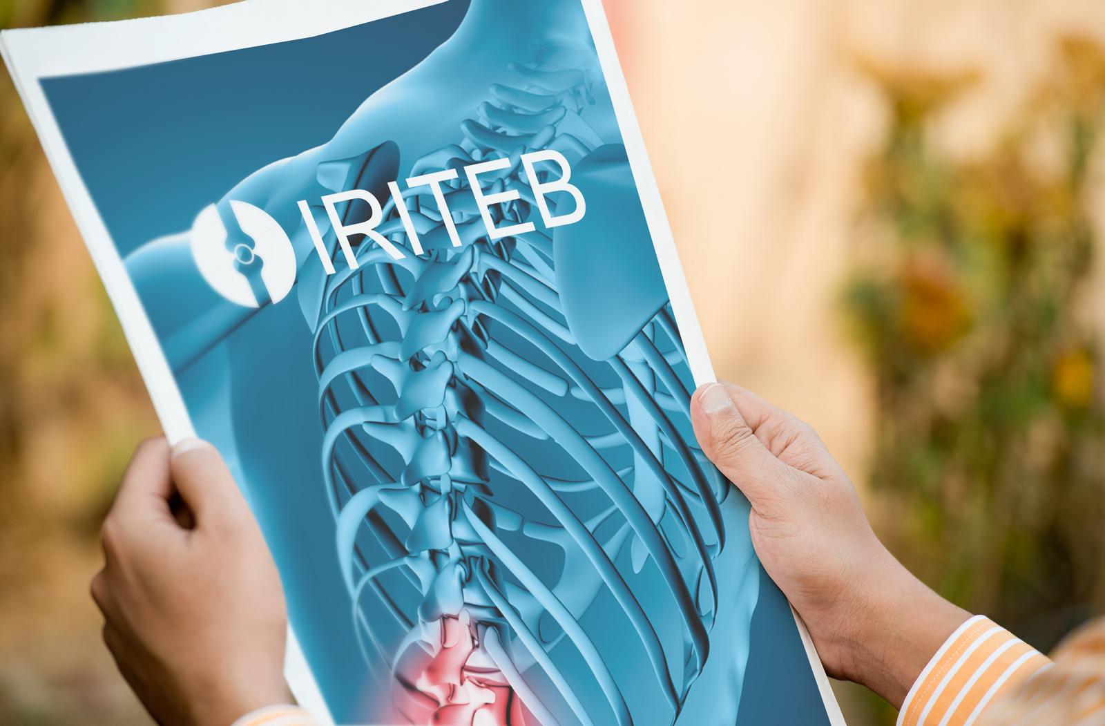 Las revistas locales anuncian los servicios de IRITEB